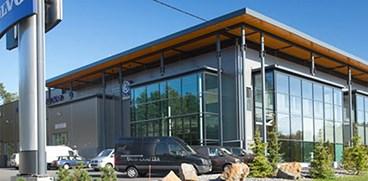 Centre de camions Volvo à Vasa, en Finlande, stocke plus de 6000 articles sur 13 m²