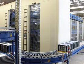 Machine de stockage automatisée Carrousel horizontal (HOCA)