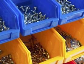 Maxi bacs et conteneurs de rangement en plastique