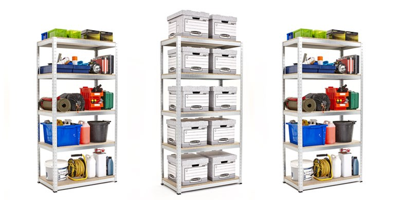 New Economy Shelving