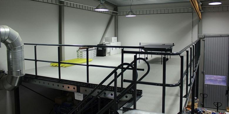 Mezzanine Floor Structures